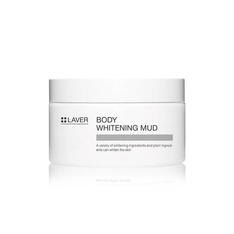 莱薇尔(LAVER)身体美白泥 一洗白快速全身美白身体乳液男女通用 洗白泥150g